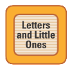 letters & little ones