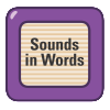 sounds in words
