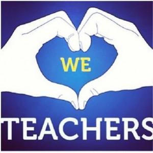 Teacher Appreciation Week, #ThankATeacher