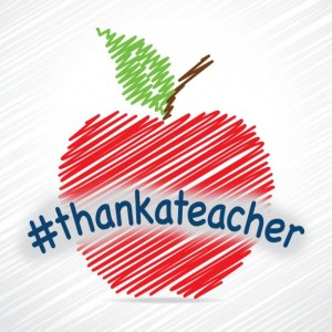 #ThankATeacher, Teacher Appreciation Day